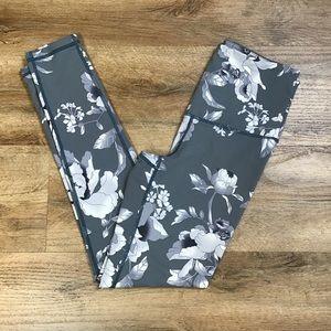 Mona B Leggings Floral Size S